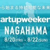 Startup Weekend NAGAHAMA